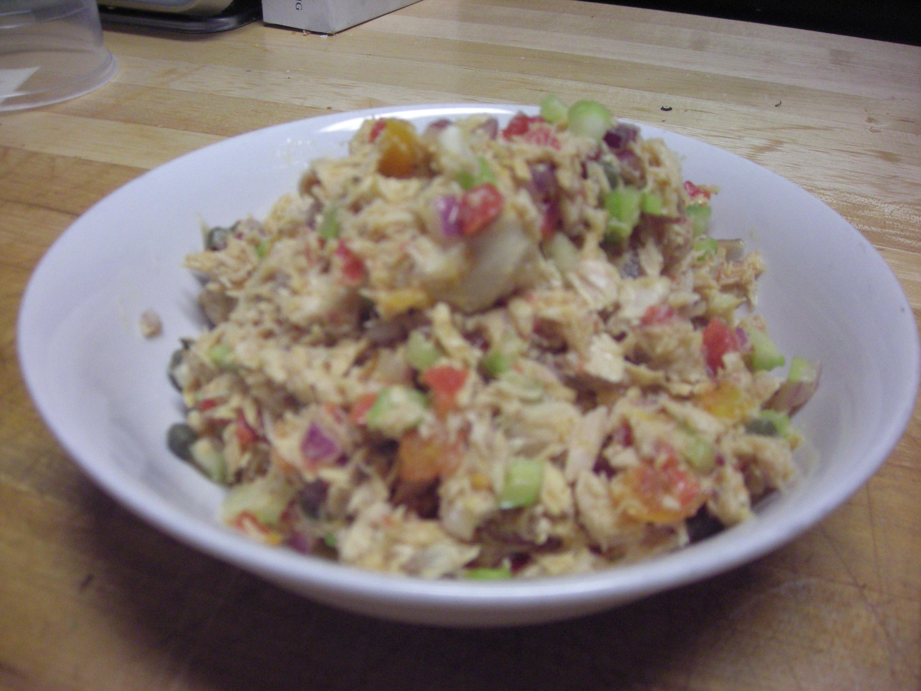 Mayo-less Tuna Salad « Cornerstone Clubs Health & Fitness ...